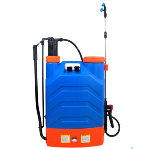 Hand and Battery Backpack Sprayer 20 L